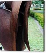 Wooden Horse5 Canvas Print