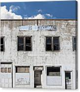 Woodgate Building Canvas Print