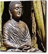 Woodland Meditation Canvas Print