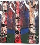 Woodlin Canvas Print