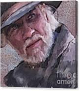 Woodrow Canvas Print