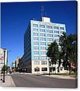Springfield Missouri - Woodruff Building Canvas Print