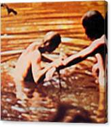 Woodstock Cover 2 Canvas Print
