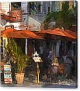 Woody's Canvas Print