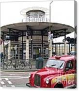 Woolwich Arsenal Train Station  Canvas Print