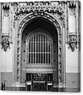 Woolworth Building Entrance Canvas Print
