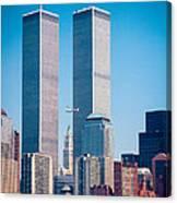 World Trade Center Canvas Print