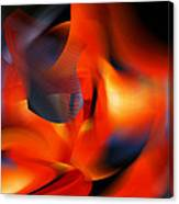 Wow  All That Bright Color Canvas Print