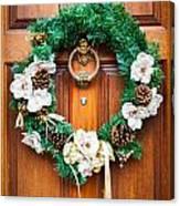 Wreath 27 Canvas Print