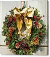Wreath 32 Canvas Print