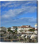 Wrightsville Beach - North Carolina Canvas Print