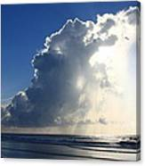 Wrightsville Beach Skyscape Canvas Print
