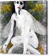 Wrong Fairy Love  Canvas Print