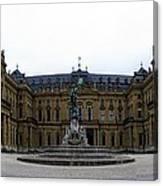 Wuerzburger Residenz Canvas Print