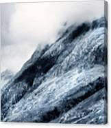 Wuthering Heights. Glencoe. Scotland Canvas Print