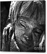 Ww2 Memorial To Japanese Held In Internment Camps Canvas Print
