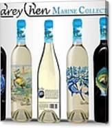 www.CareyChenWine.com Canvas Print