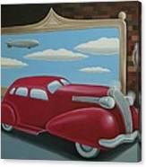 Wyandotte Lasalle Canvas Print