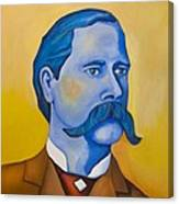 Wyatt Earp Canvas Print