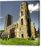 Wymondham Abbey  Canvas Print