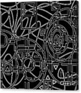 Imagine / Wyobrazaj  Canvas Print
