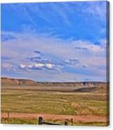 Wyoming Spring Canvas Print