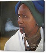 Xhosa Woman Canvas Print