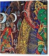 Xiangba - Tibet Canvas Print