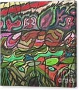 0059 Xiaos En Embuscade Canvas Print
