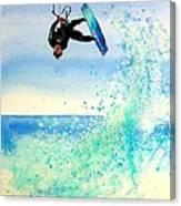Xtreme Big Air Canvas Print
