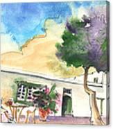 Yaiza 01 Canvas Print