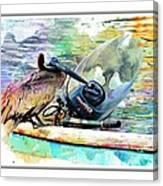 Yamaha Pelican Canvas Print