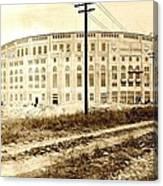 Yankee Stadium 1923 Canvas Print