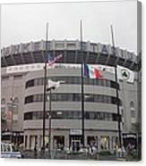Yankee Stadium 1976 - 2008 Canvas Print