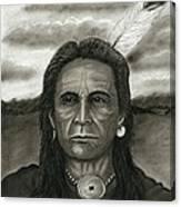 Yankton Lakota Canvas Print