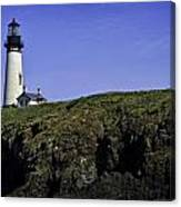 Yaquina Head Canvas Print