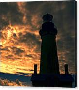 Yaquina Head Lighthouse 5 Canvas Print