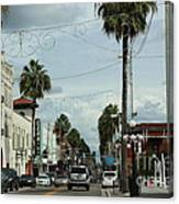Ybor City Canvas Print