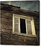 Years Of Decay Canvas Print