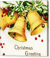 Yellow Bells Canvas Print