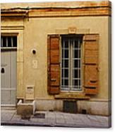 Yellow House No 32 Arles France Dsc01779  Canvas Print