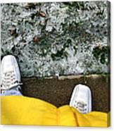 Yellowjacketcomp 2009 Canvas Print
