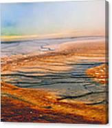 Yellowstone 18 Canvas Print
