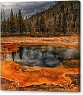 Yellowstone 3 Canvas Print