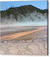 Yellowstone 4 Canvas Print