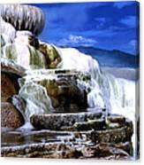Yellowstone 8 Canvas Print