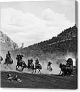 Yellowstone Kelly 1 Canvas Print