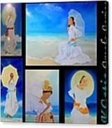 Yemaja Creole Series Canvas Print