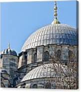 Yeni Cammii Mosque 03 Canvas Print