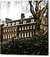 Yeoman Warders Quarters Canvas Print